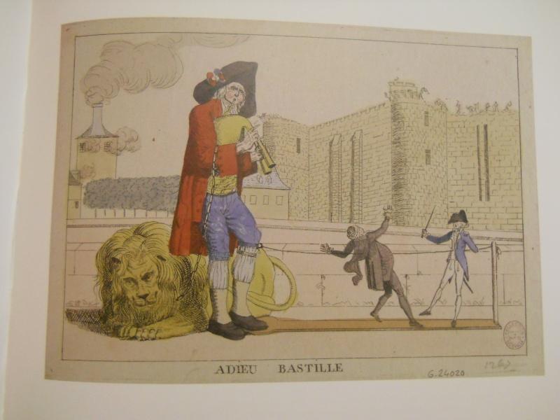 14 juillet 1789 : la  prise de la Bastille 1810
