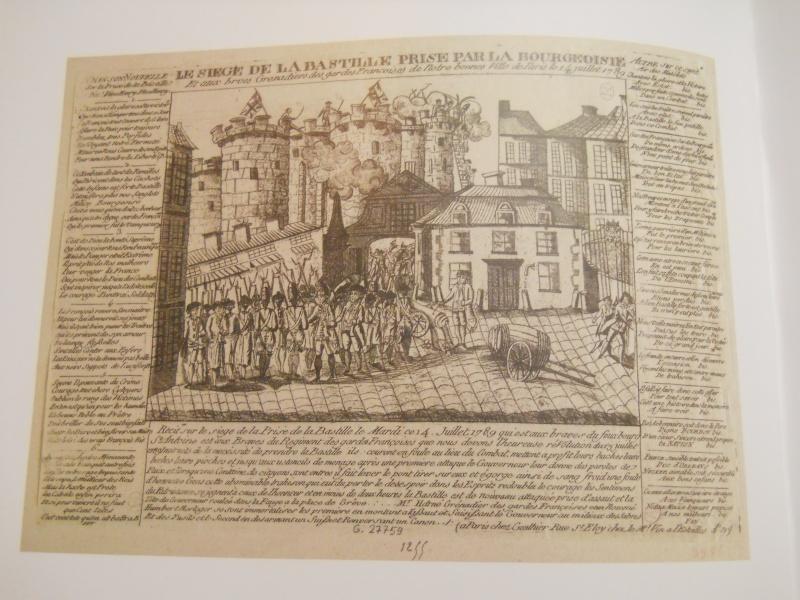 14 juillet 1789 : la  prise de la Bastille 210