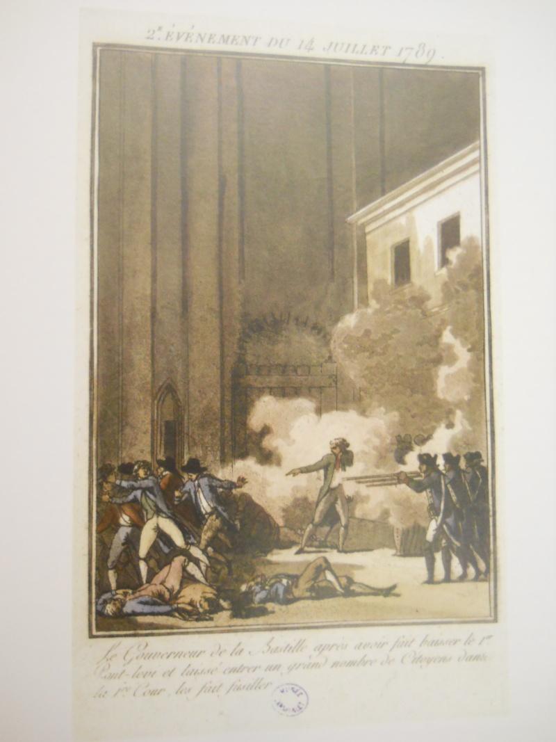14 juillet 1789 : la  prise de la Bastille 510