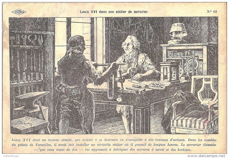 Les petits cabinets scientifiques et ateliers de Louis XVI à Versailles 567_0010