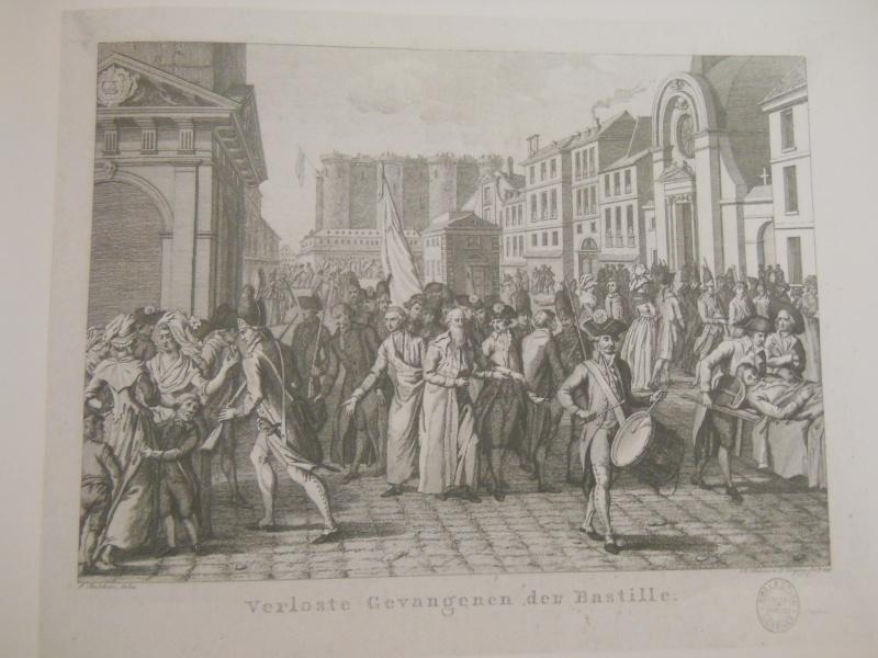 14 juillet 1789 : la  prise de la Bastille 610