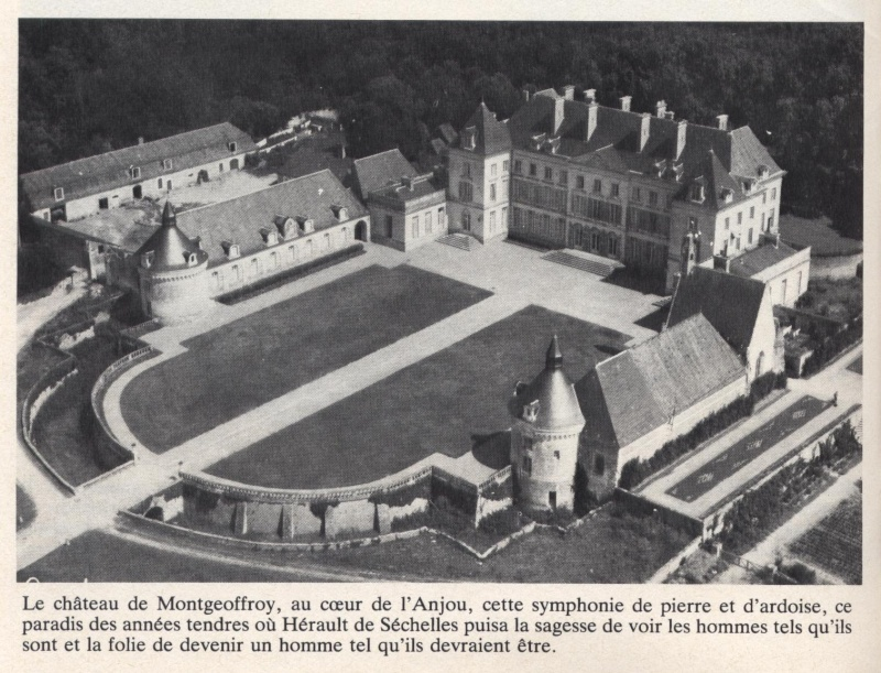 Le château de Montgeoffroy, une escapade au 18e siècle 611