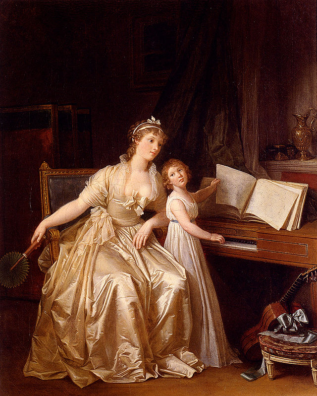 Gérard - L'artiste peintre Marguerite Gérard 640px-10
