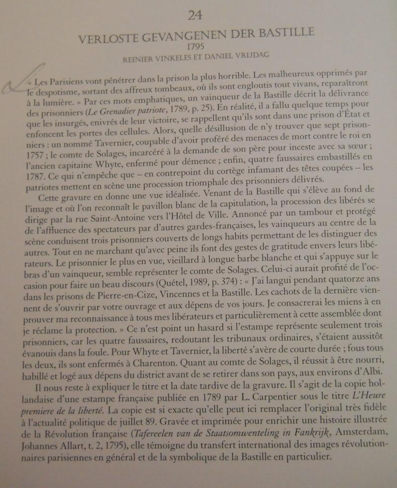 14 juillet 1789 : la  prise de la Bastille 710