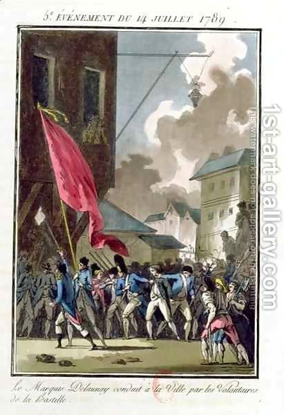14 juillet 1789 : la  prise de la Bastille 910