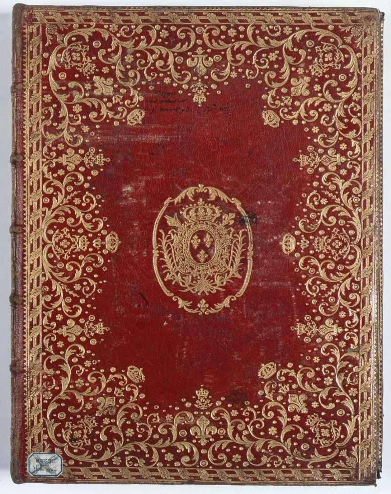 Les Polignac et la publication du Livre rouge Arc10711