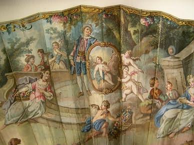 Les éventails au XVIIIe siècle B10