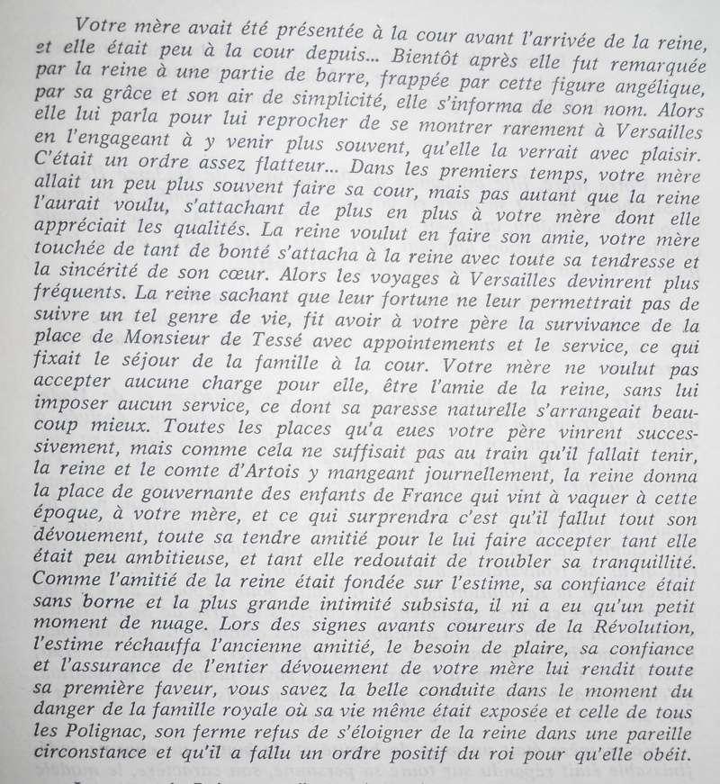 La duchesse Jules de Polignac - Page 9 Besenv11