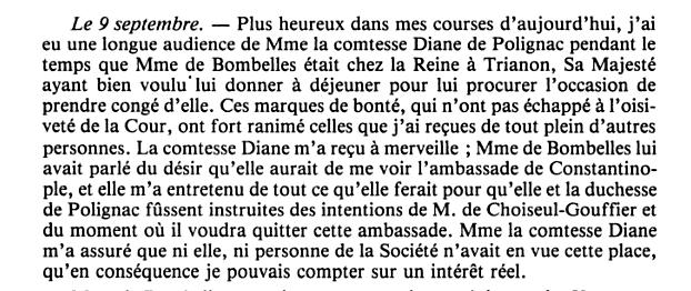 La comtesse Diane de Polignac  - Page 2 Books11