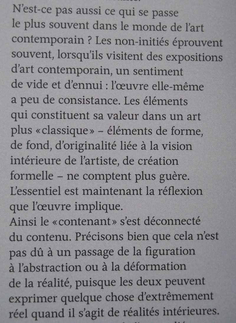 Art contemporain:  du meilleur au pire. - Page 5 Dscn7014