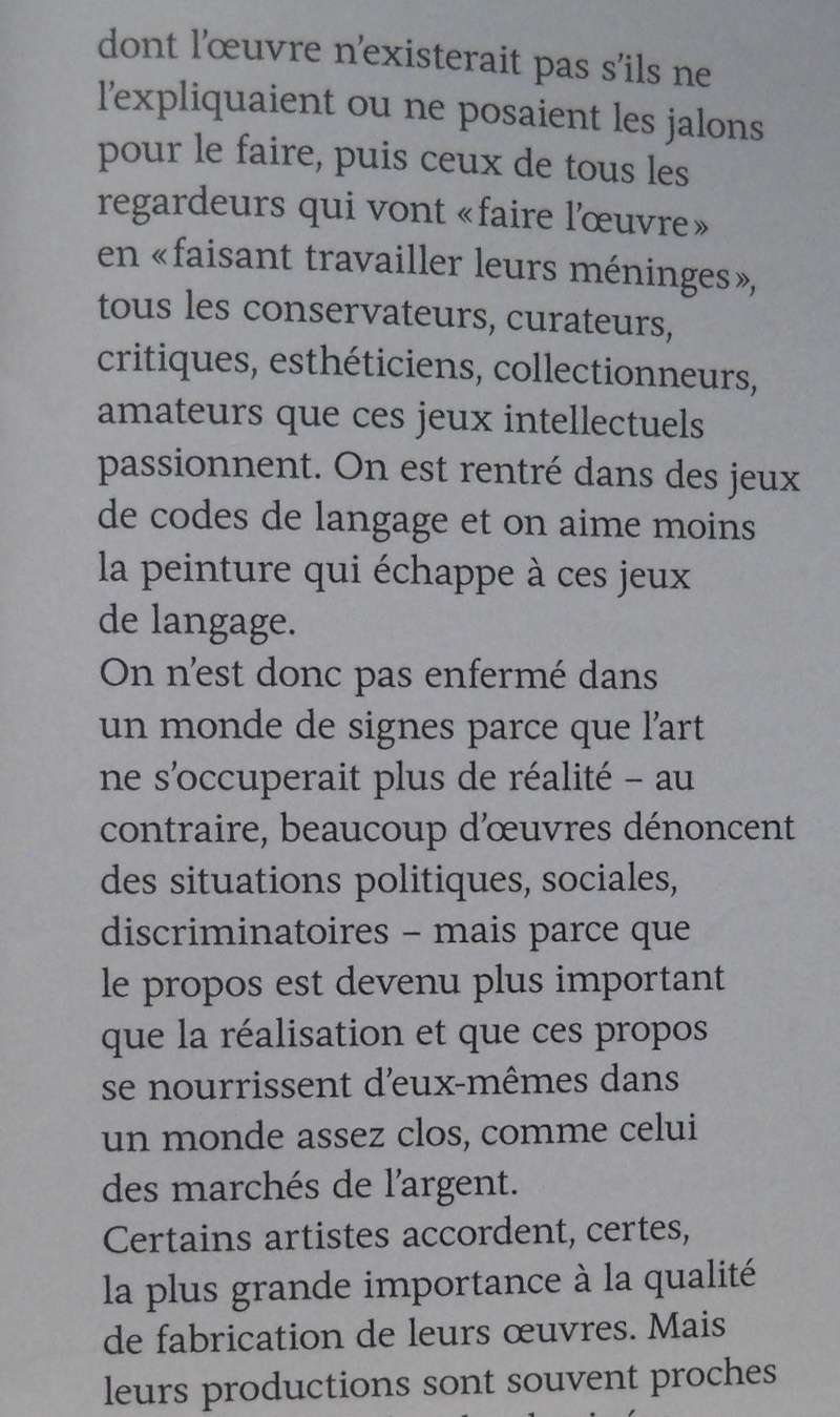 Art contemporain:  du meilleur au pire. - Page 5 Dscn7016