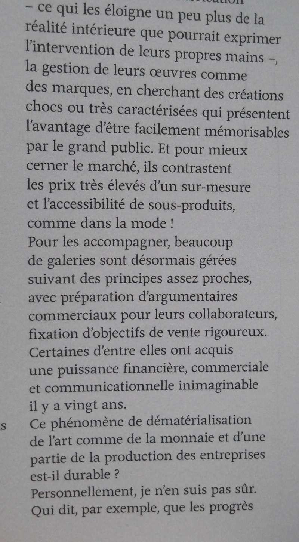Art contemporain:  du meilleur au pire. - Page 5 Dscn7019