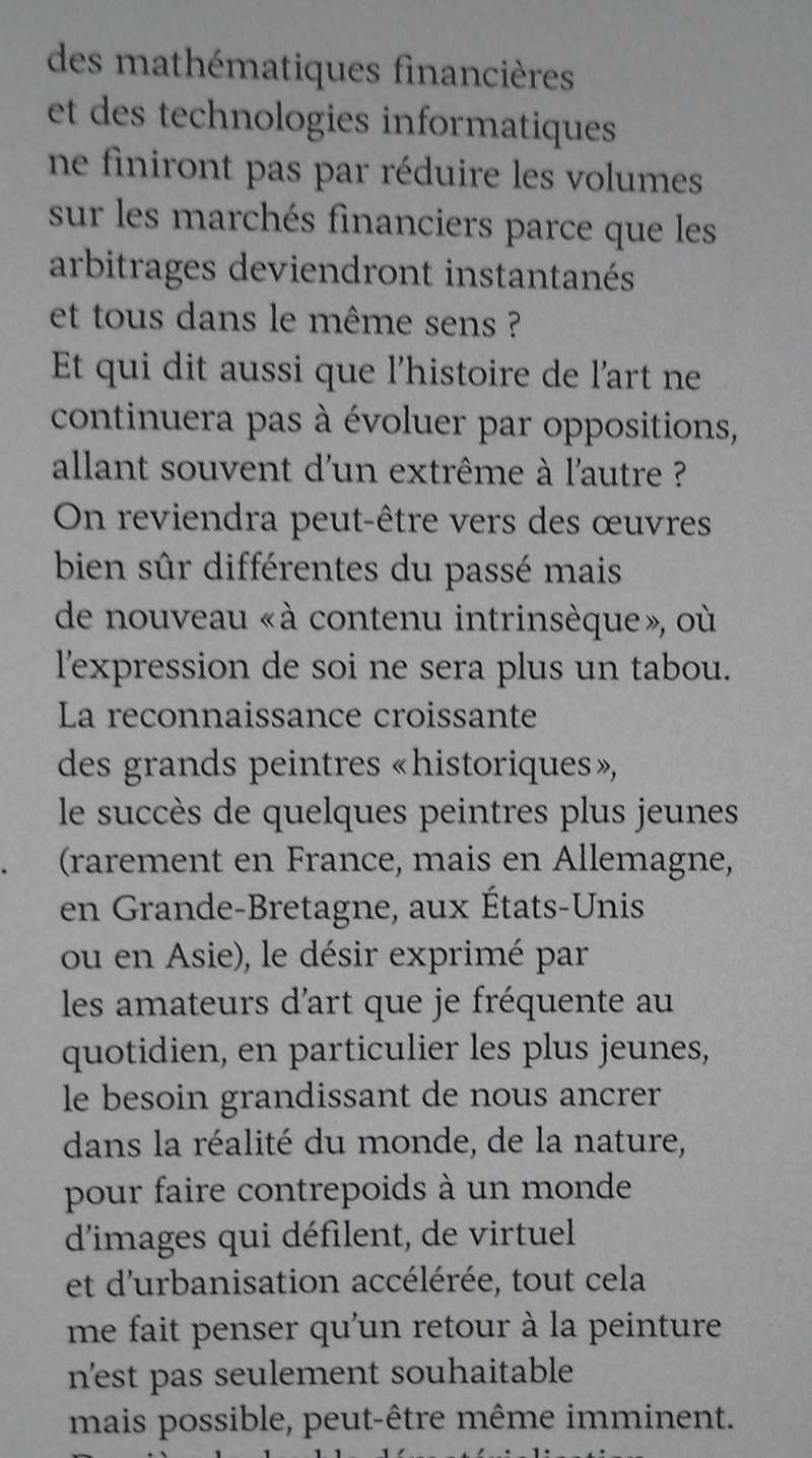 Art contemporain:  du meilleur au pire. - Page 5 Dscn7020
