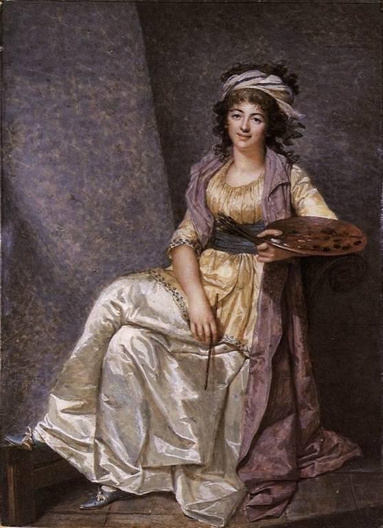 Gérard - L'artiste peintre Marguerite Gérard Dumont10