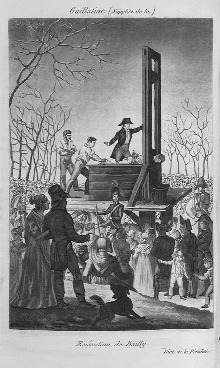 Jean Sylvain Bailly Execut10