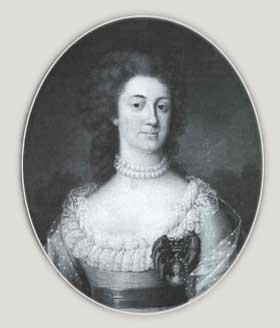 La comtesse Sophie Piper, née Eva Sophia von Fersen, soeur d'Axel de Fersen Fers_f10