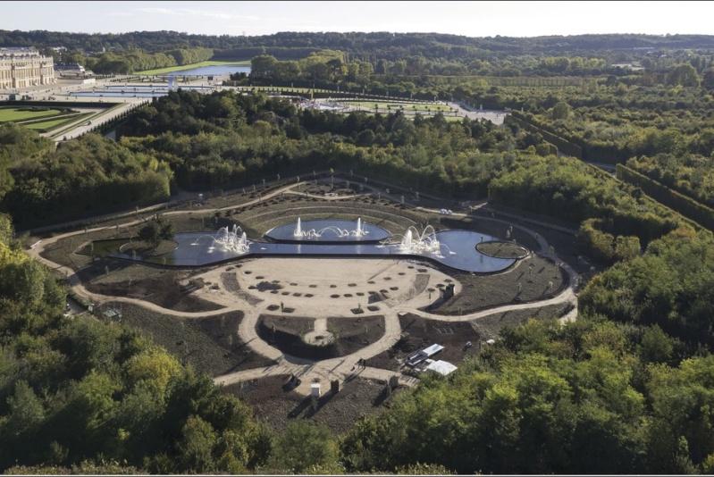 Jean-Michel Othoniel, à Versailles :   le nouveau Bosquet du Théâtre d`Eau Image_10