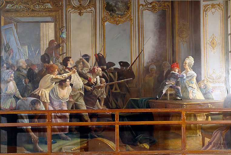 20 juin 1792 - La journée du 20 juin 1792  Ivr11_10