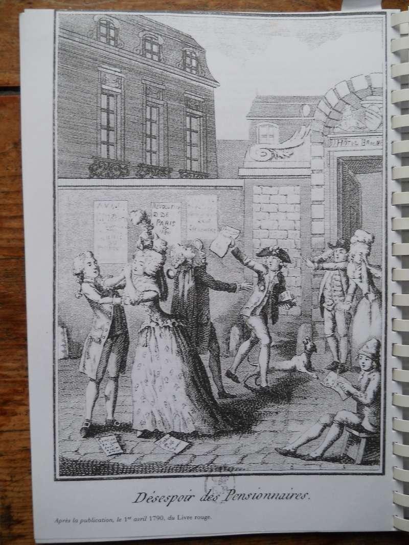 Les Polignac et la publication du Livre rouge Livre_10