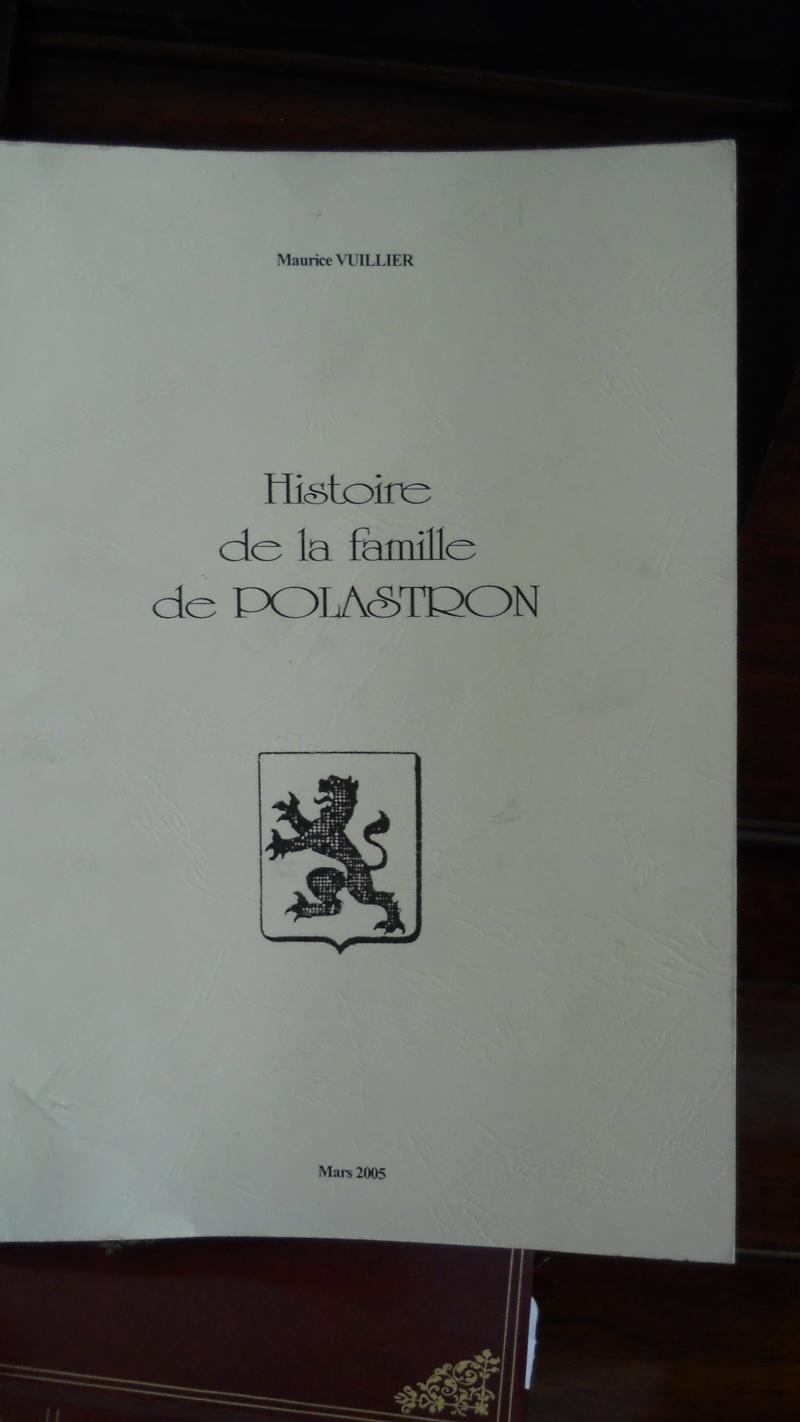 La famille de  Polastron Polast10