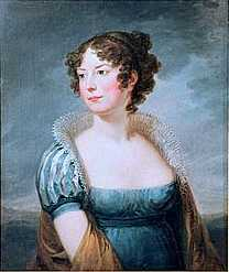 La comtesse Sophie Piper, née Eva Sophia von Fersen, soeur d'Axel de Fersen Portry10