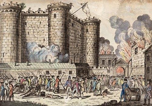 14 juillet 1789 : la  prise de la Bastille Prise-10