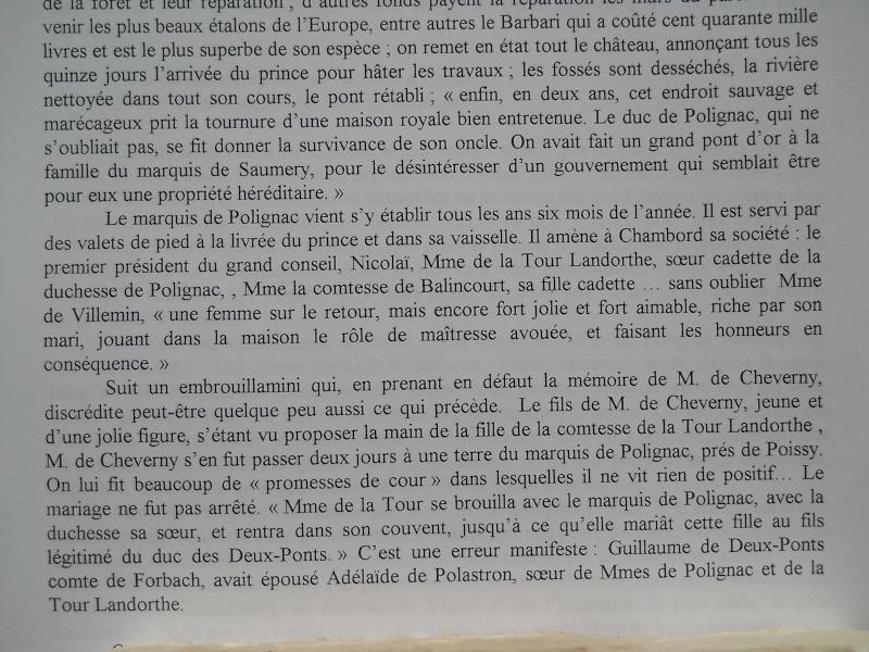 La famille de Polignac - Page 2 Toujou21