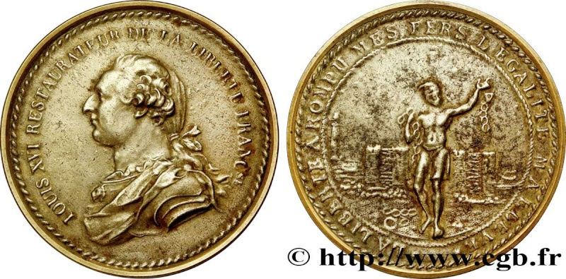 14 juillet 1789 : la  prise de la Bastille V54_0210