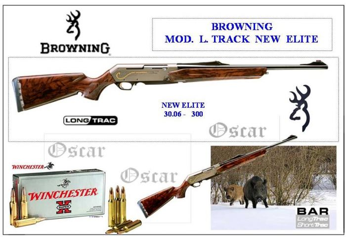 Paranoya......Benelli Argo VS Browning Bar Long Track Big-es12