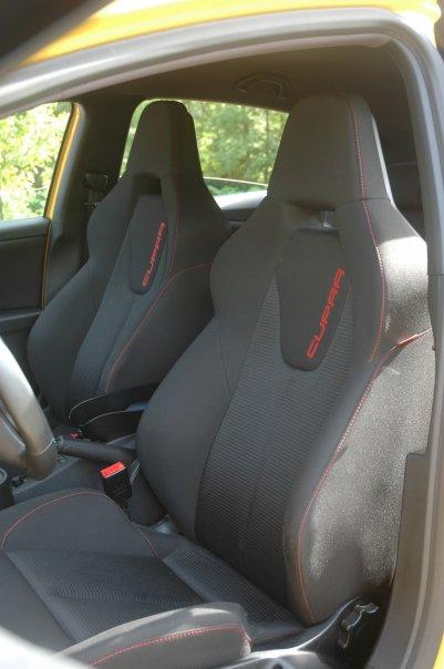 Ma voiture actuelle, une Seat Leon CupRa 2L TFSI 240..... 511