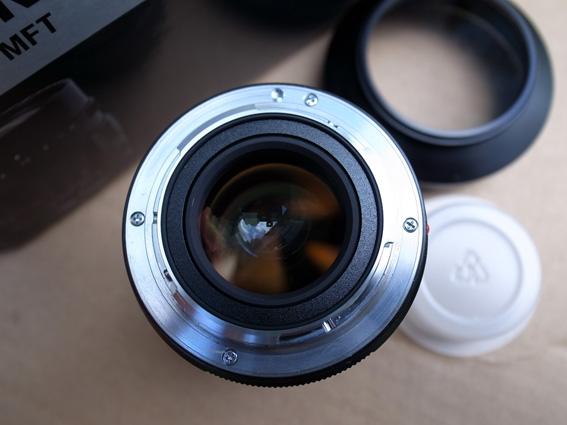 Objectif Voigtlander Nokton 25mm f/0.95 B410