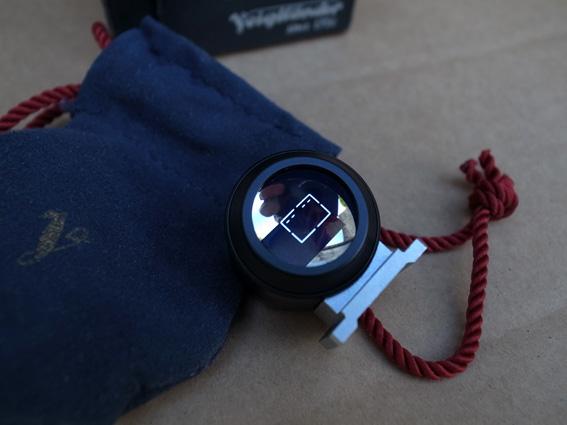 Viseur optique Voigtlander 50mm ***** BAISSE DE PRIX ! C510