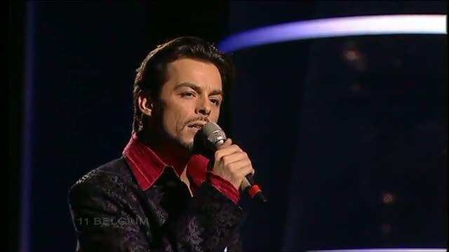 [Capture vidéo] Nuno à l'Eurovision Vlcsna47