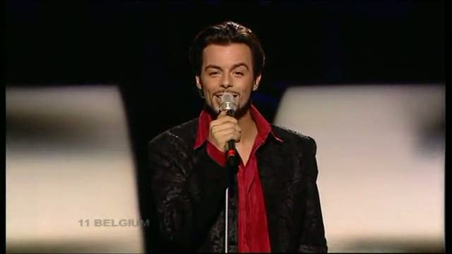 [Capture vidéo] Nuno à l'Eurovision Vlcsna51