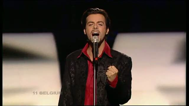 [Capture vidéo] Nuno à l'Eurovision Vlcsna56