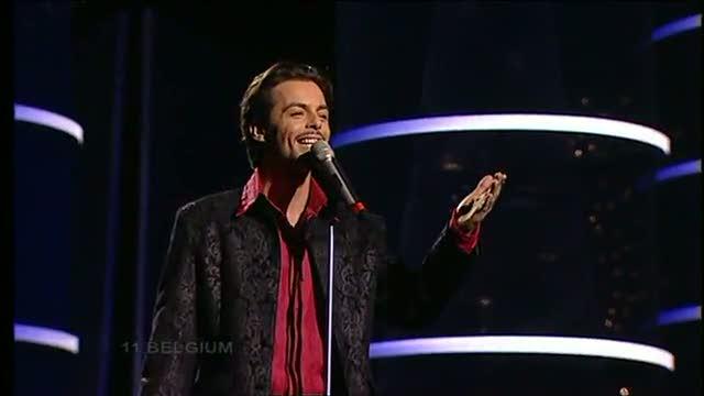 [Capture vidéo] Nuno à l'Eurovision Vlcsna57