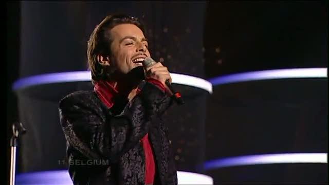 [Capture vidéo] Nuno à l'Eurovision Vlcsna61