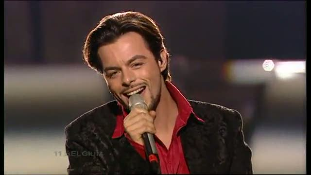 [Capture vidéo] Nuno à l'Eurovision Vlcsna63