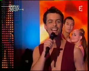 [Capture vidéo] Nuno & Florence Coste Téléthon 2007 Vlcsna65