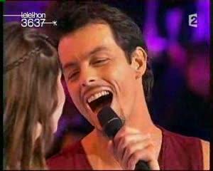 [Capture vidéo] Nuno & Florence Coste Téléthon 2007 Vlcsna67