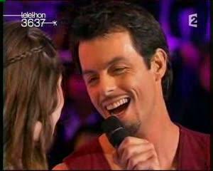 [Capture vidéo] Nuno & Florence Coste Téléthon 2007 Vlcsna68