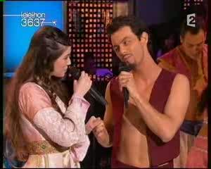 [Capture vidéo] Nuno & Florence Coste Téléthon 2007 Vlcsna71