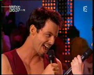 [Capture vidéo] Nuno & Florence Coste Téléthon 2007 Vlcsna75