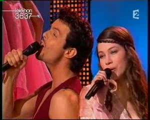 [Capture vidéo] Nuno & Florence Coste Téléthon 2007 Vlcsna76