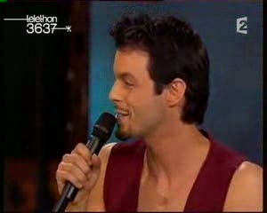 [Capture vidéo] Nuno & Florence Coste Téléthon 2007 Vlcsna81