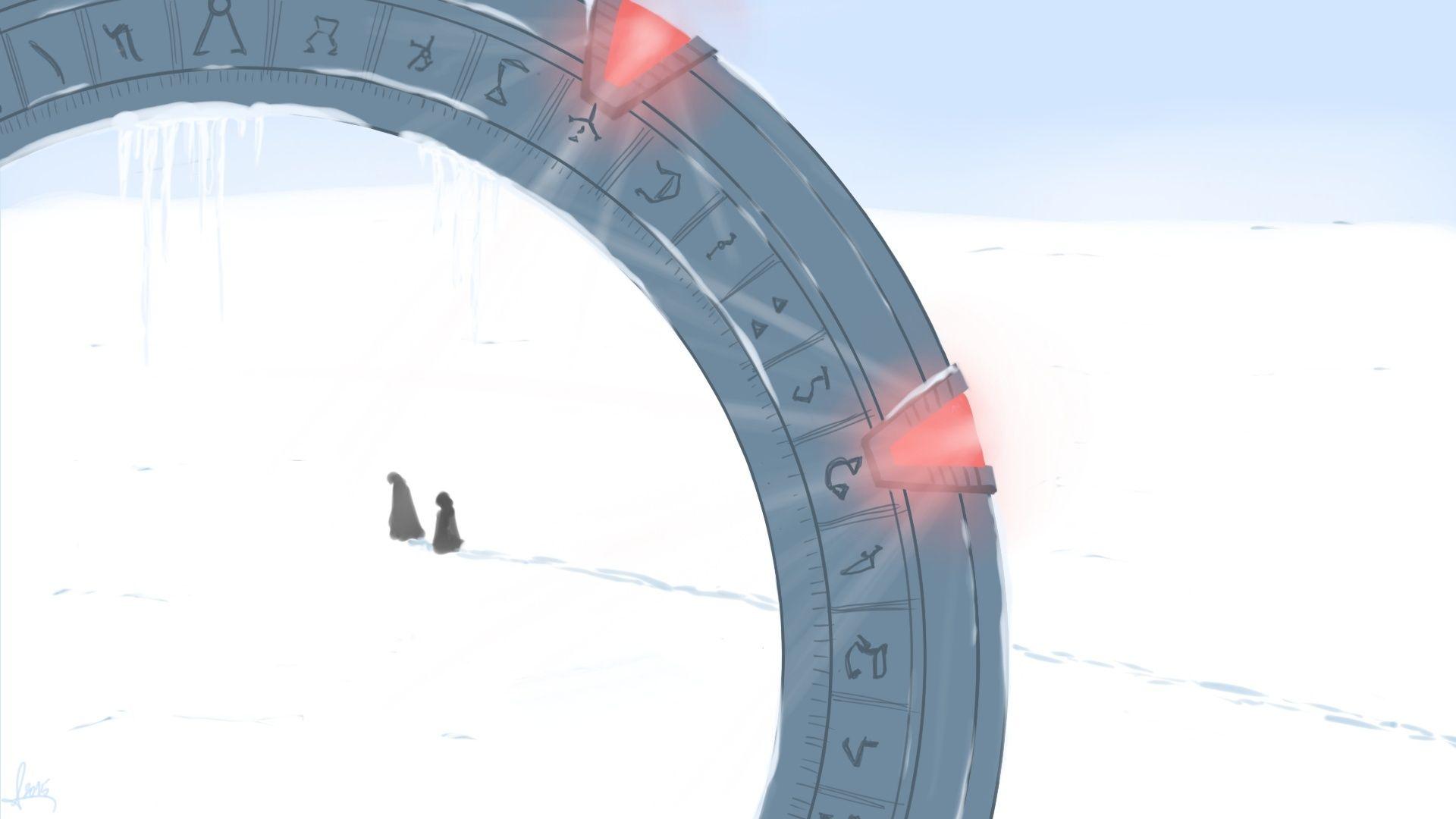 La porte des étoiles Cadeau10