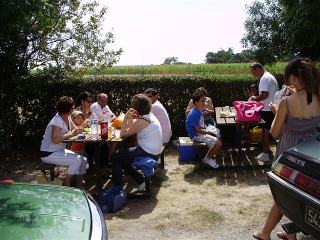 Une famille de l'allier en Vendée  P8090010