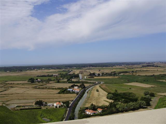 Une famille de l'allier en Vendée  P8090014