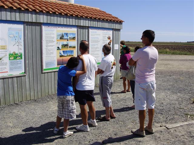 Une famille de l'allier en Vendée  P8090020