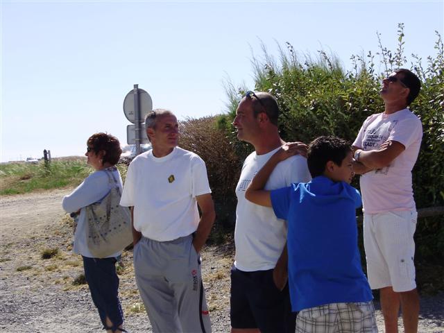 Une famille de l'allier en Vendée  P8090021
